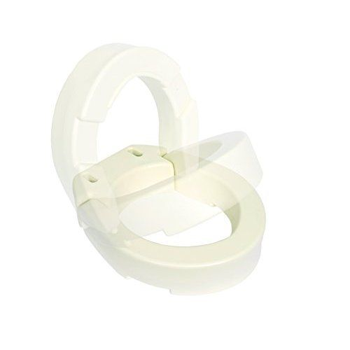 16 inch toilet seat. Excellante Half Fold Toilet Seat Cover Dispenser  White Plastic 16 Inch By 11