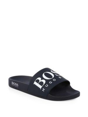 e07c01ce0 HUGO BOSS Solar Slide Sandals. #hugoboss #shoes # | slides in 2019 ...