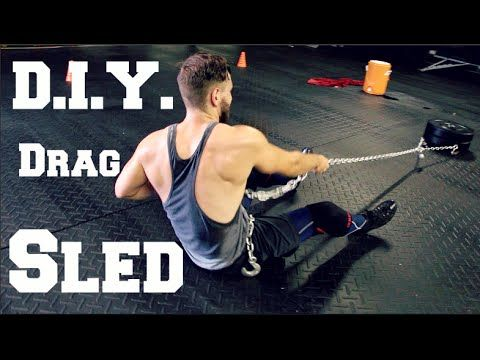 diy drag sled for 50 drag sled diy home gym
