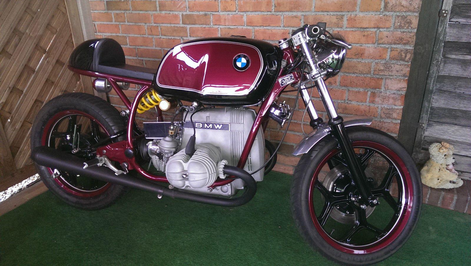 Bmw r80 Cafe Racer Bobber | eBay