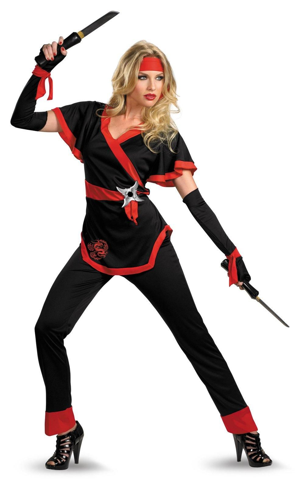 Ninja Dragon Female Adult Costume | Dragons, Costumes and Awesome ...
