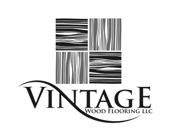 Charming Vintage Wood Flooring LLC Logo Design Contest At Logo Arena. Logo Entry  Number 3 By Masjacky