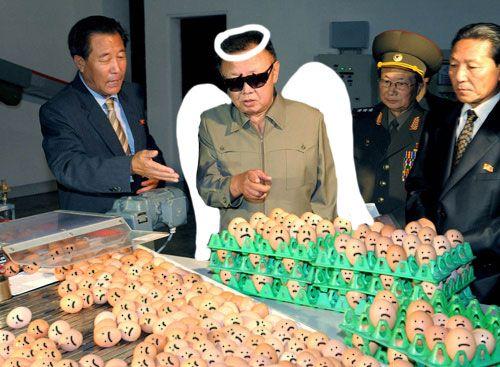 Kim Jong Il Viewing
