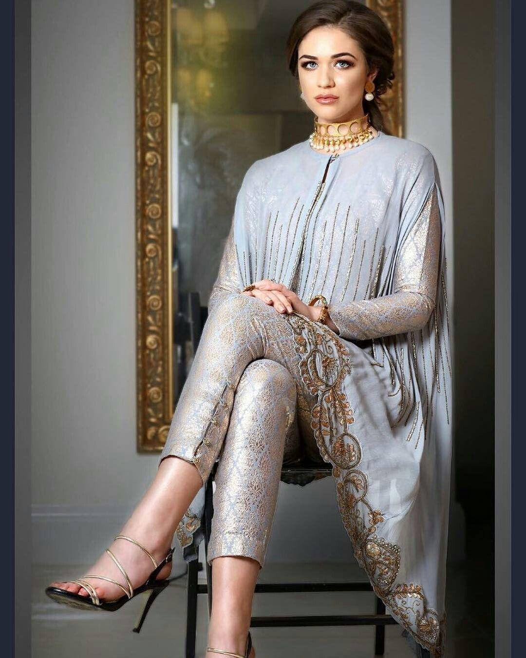 Fashion of Pakistan | Kurtas | Pinterest | Pakistanische kleider ...