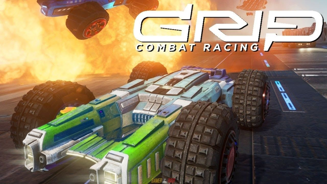 GRIP Combat Racing PS4 Full Version Free Download Best New