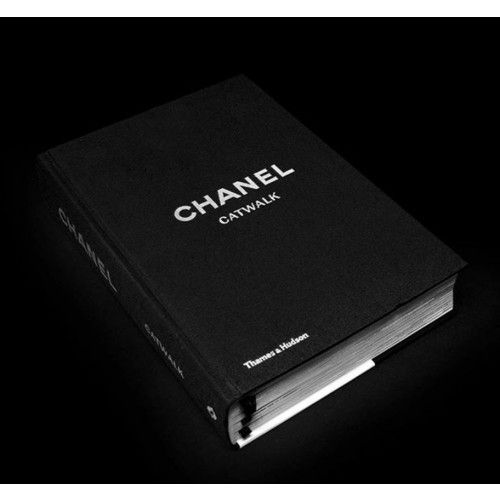 Chanel Book Cover Printable : Chanel catwalk book happylist les inspirations