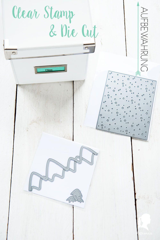 clear stamp aufbewahrung tipps und tricks zum sauberen aufbewahren haushalts weisheiten. Black Bedroom Furniture Sets. Home Design Ideas