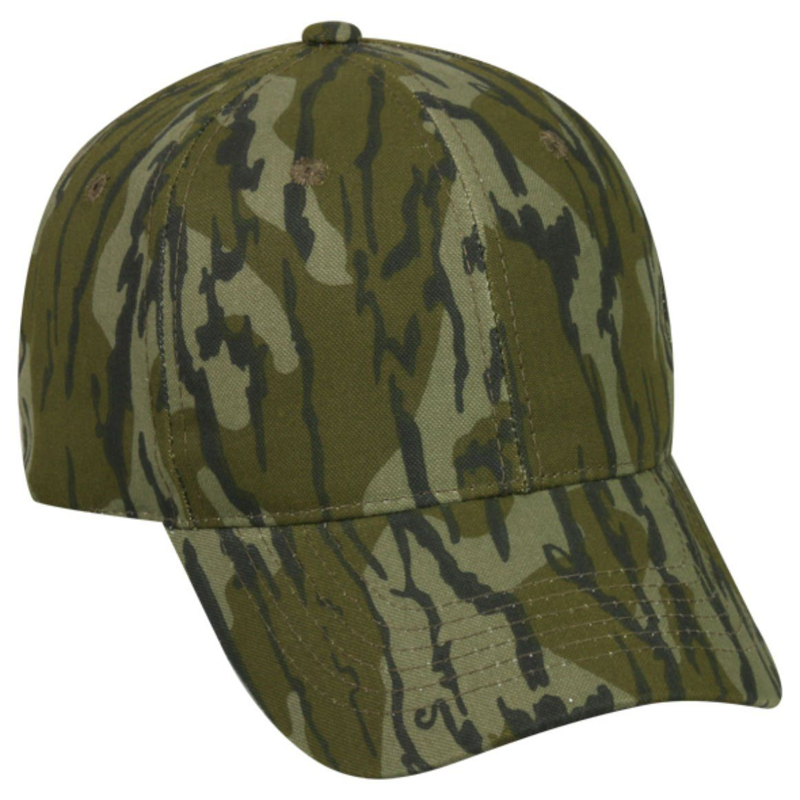 04da63889 Mossy Oak Original Bottomland Basic Hunting Hat. Mossy Oak Original ...
