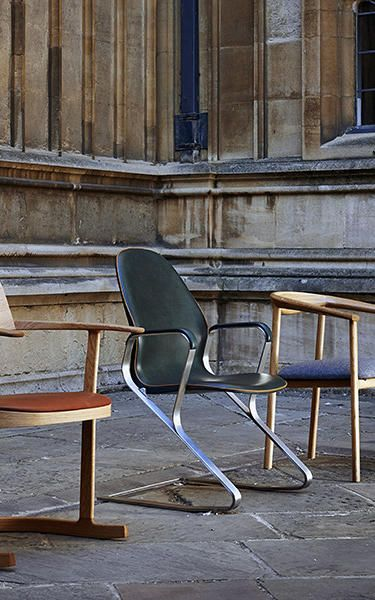 1 | Oxford Debuts A Library Chair To Last For Centuries | Co.Design | business + design