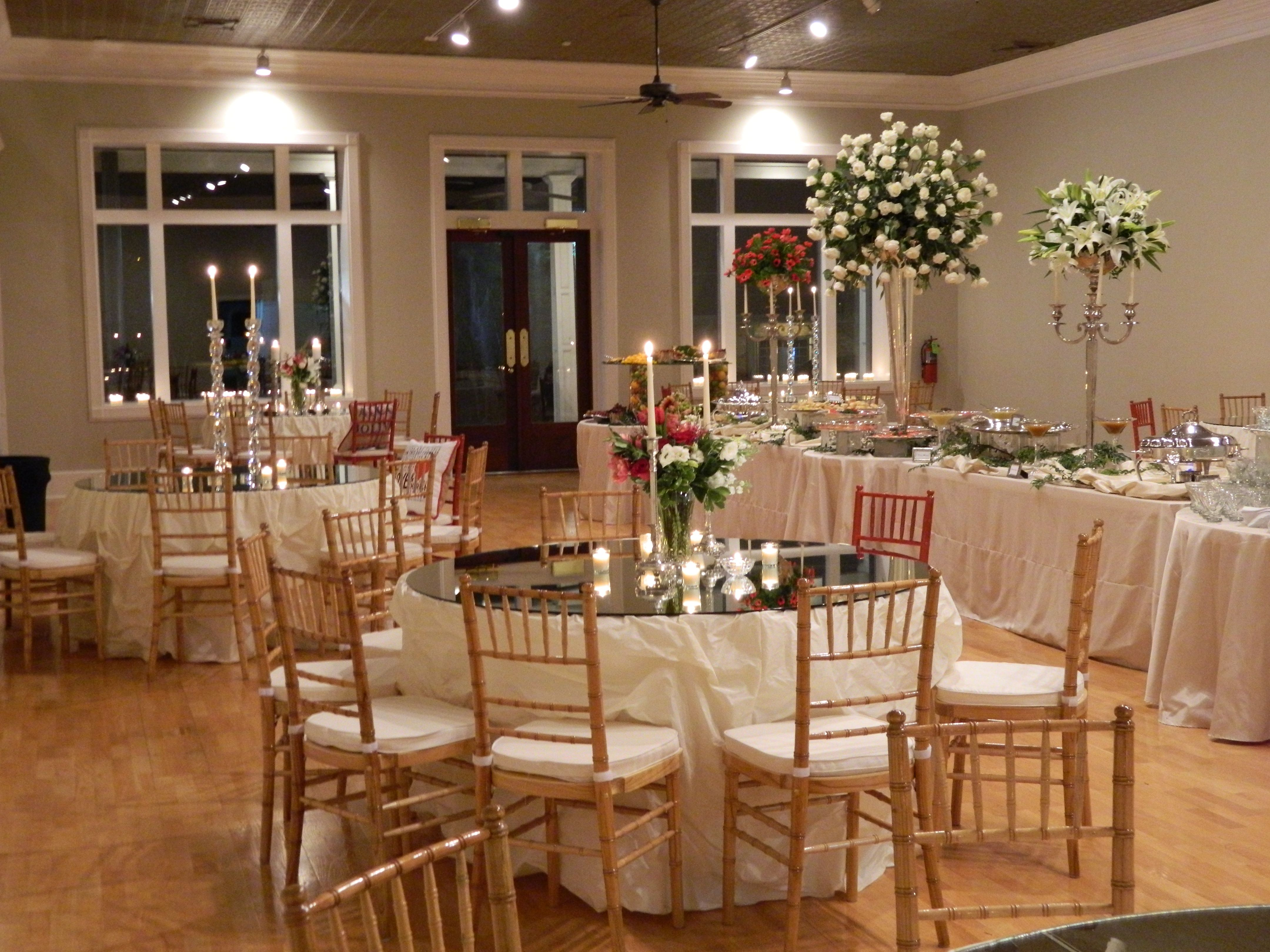 Wedding Reception In Bloom Event Hall New Albany Ms