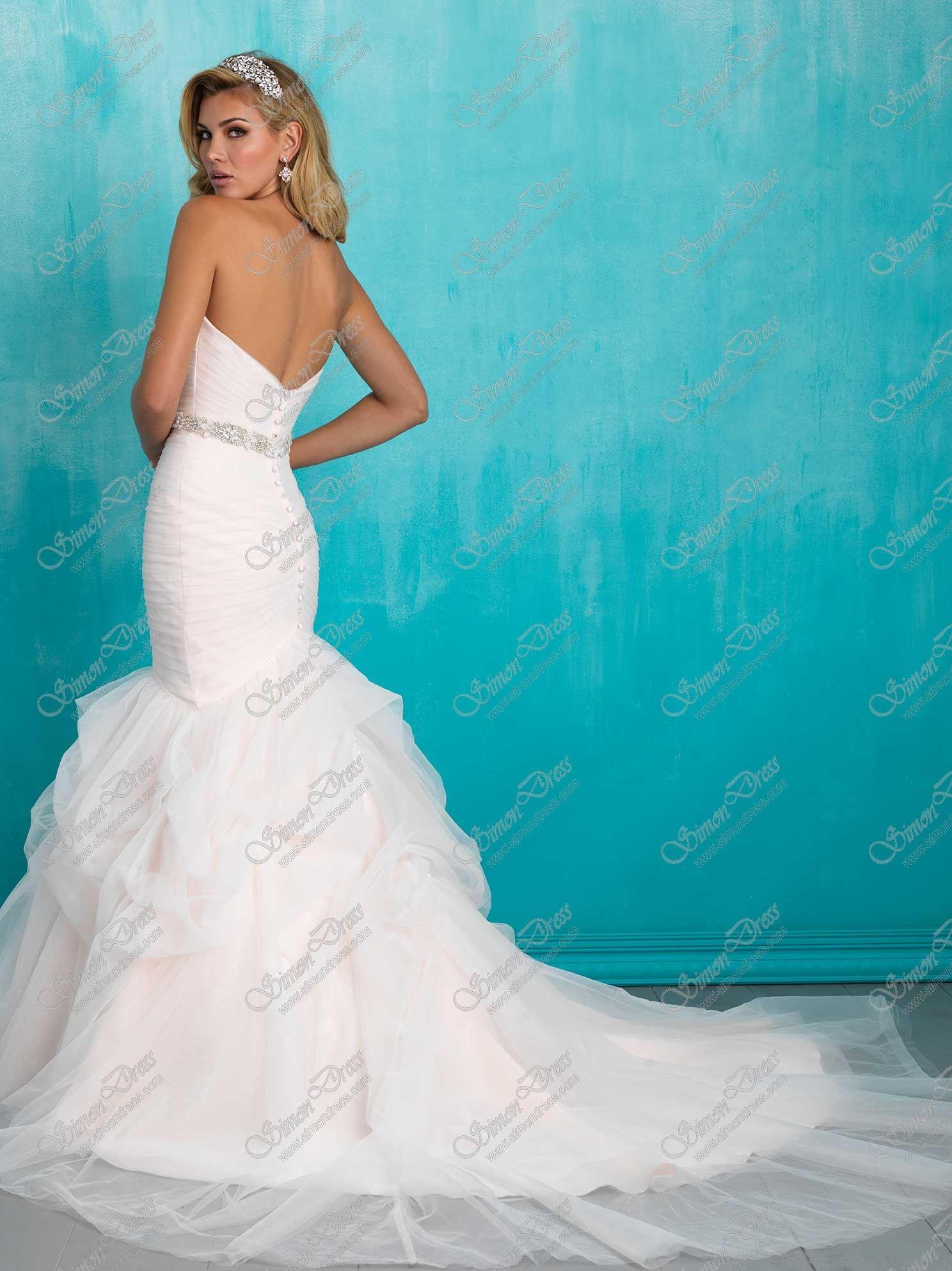 Allure bridals wedding dress style allure bridals wedding