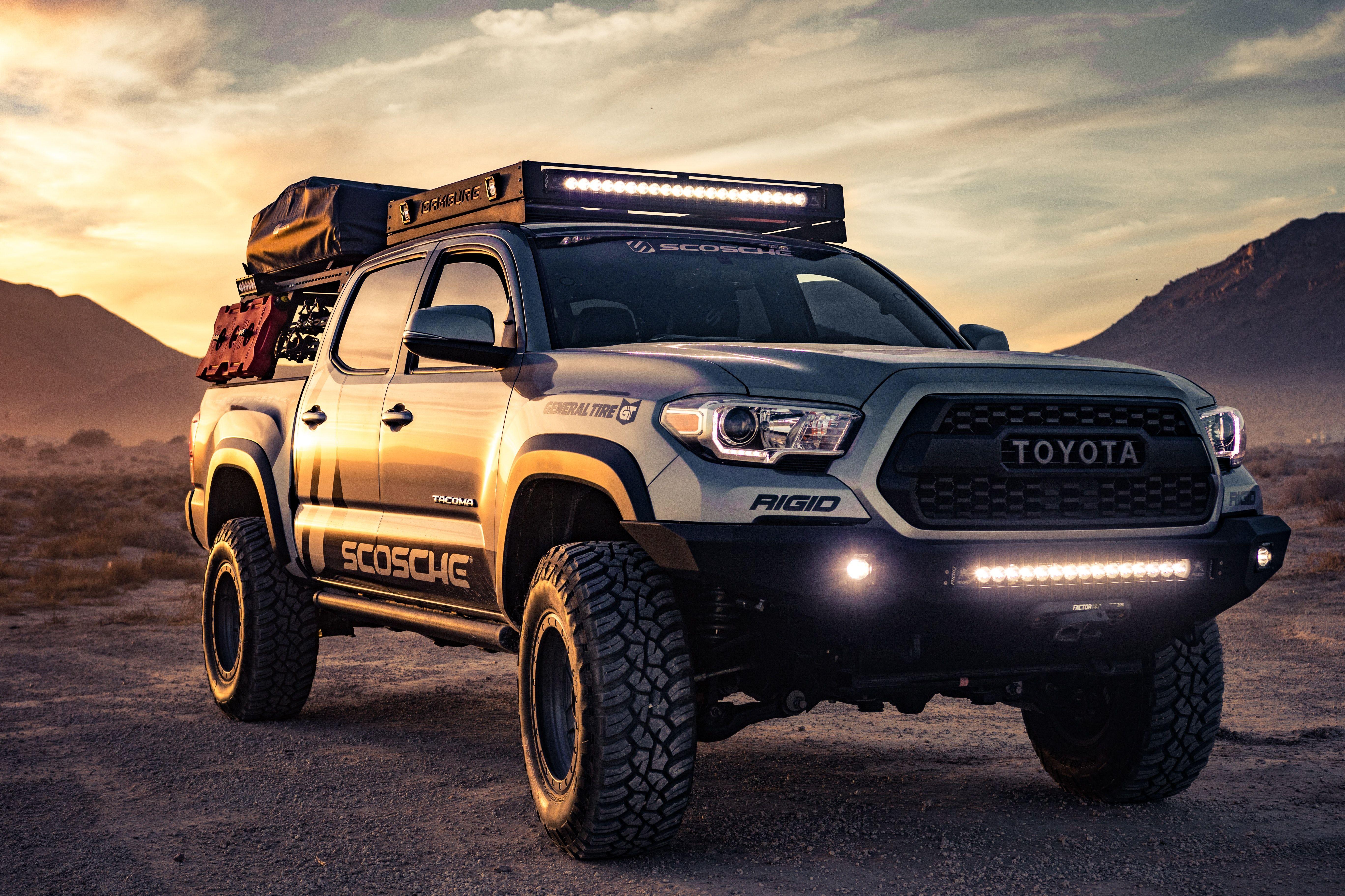 Toyota 4x4 2019 4K toyota wallpapers 4k, Toyota
