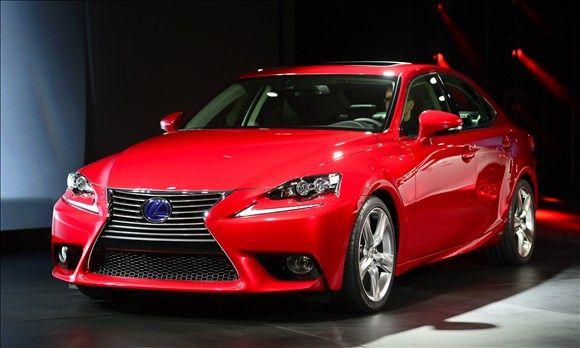 2014 Lexus Is Hot Cars Detroit Auto Show Amazing Cars