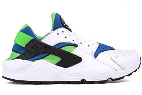 4a8cfd3ab4e97 Nike Men's Air Huarache Exclusive Flint Spin Fabric Trainer Shoes ...