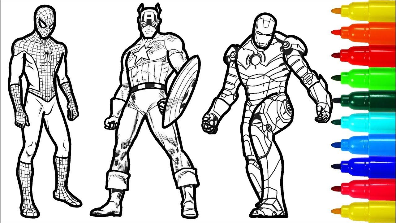 Superman Coloring Page Spiderman Iron Man Captain America Wolverine Superman Coloring Pages Entitlementtrap Com Superman Coloring Pages Spiderman Coloring Coloring Pages
