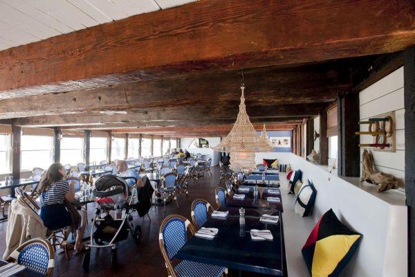 Cafes Nautical Inspired Decor