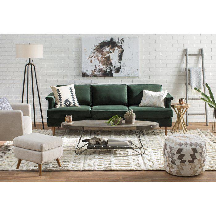 Green Sofa, Living Room Designs