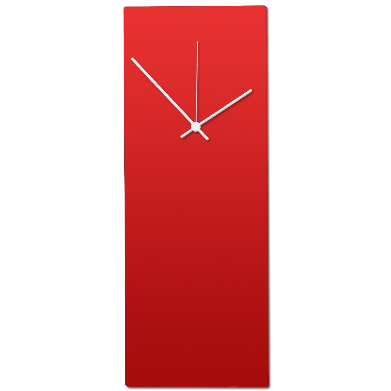 Metal Art Studio Minimalist Wall Clock