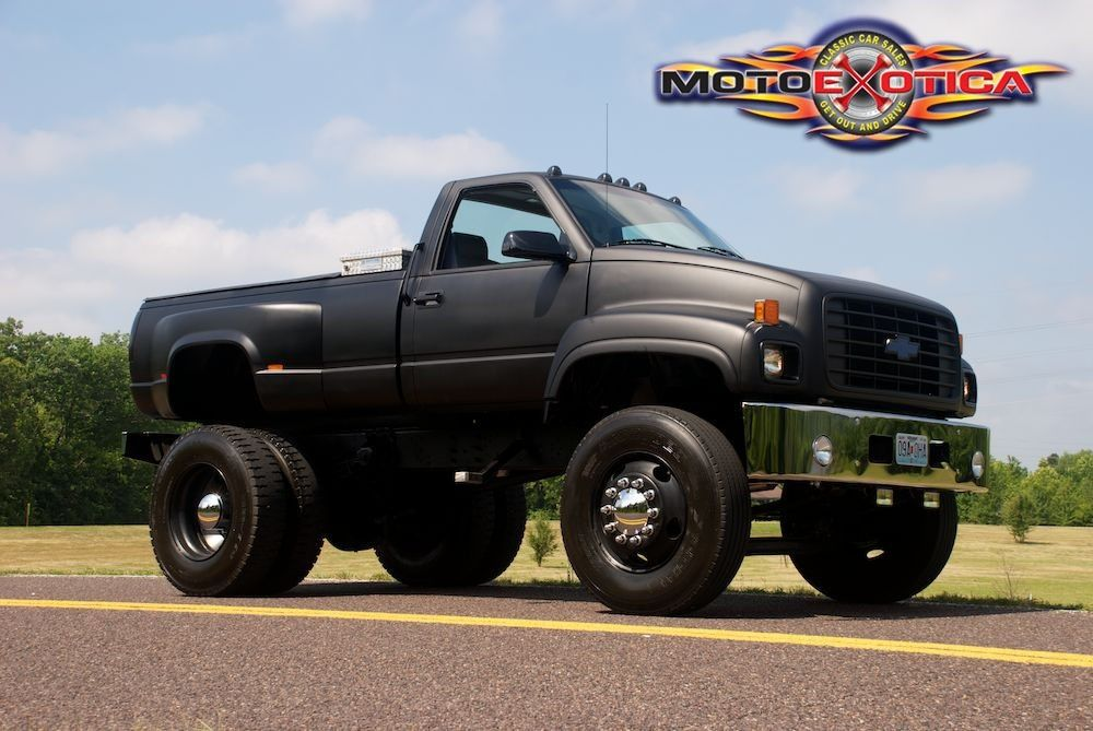 Monster 1999 Chevrolet Kodiak Top Kick Pickup