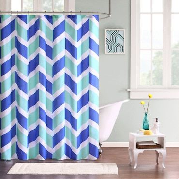 Types Of Shower Curtains To Update Your Bathroom Green Shower Curtains Shower Curtain Plastic Curtains