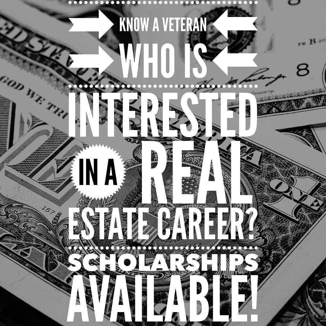 The REALTORS Real Estate School PreLicense Scholarship