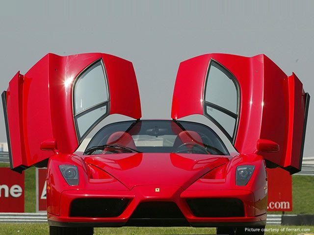 Ferrari 812 Superfast Red Sports Car Ferrari Car Top Sports Cars