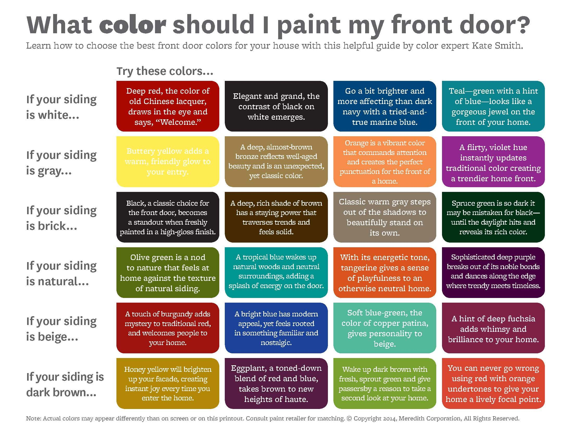 Better homes and gardens front door color chart home front door better homes and gardens front door color chart nvjuhfo Gallery