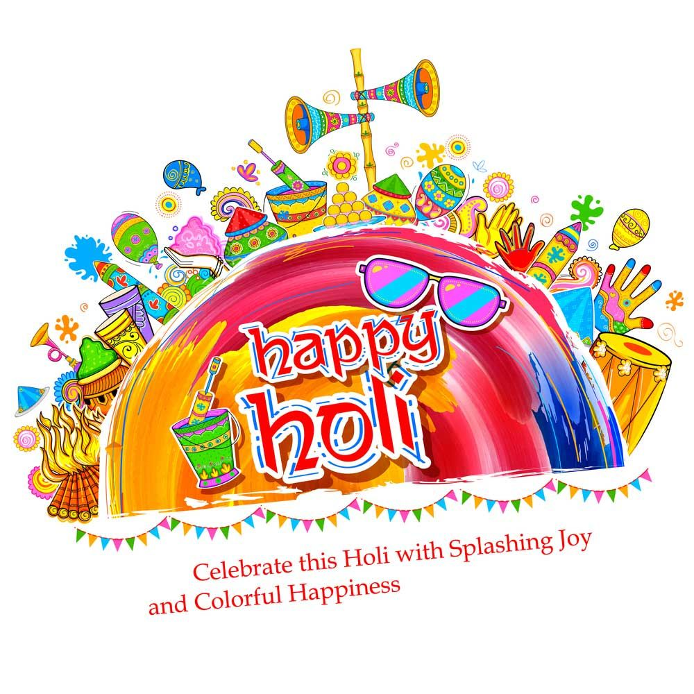 Happy Holi Images & Quotes 30+ HD images Educationbd