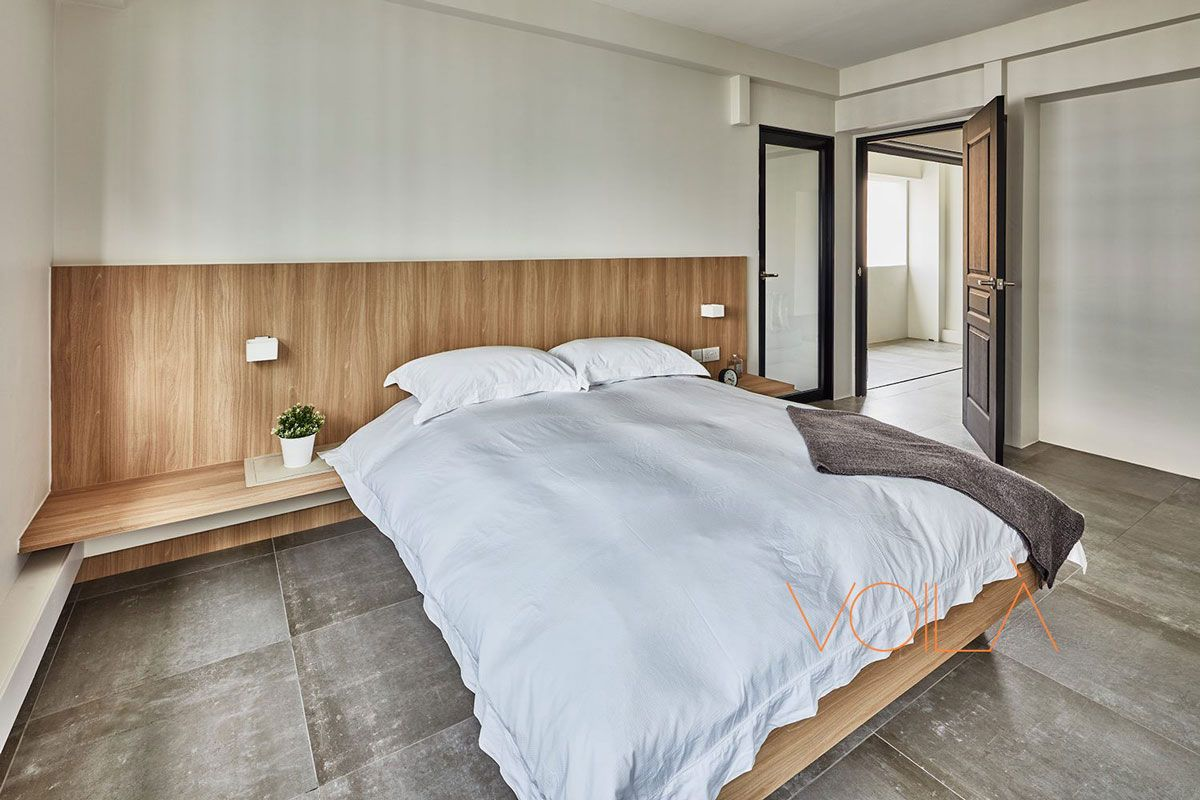 9 Layout Configurations for a Small BTO Master Bedroom  Master