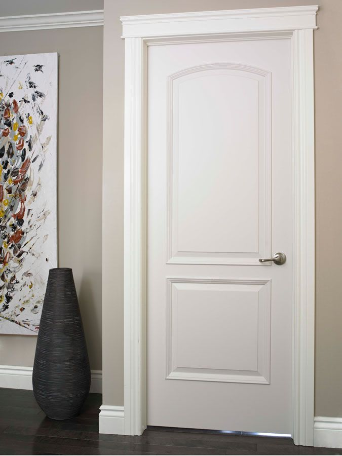 Doors - Interior Doors - Moulded - Smooth Finish - Continental As its name would suggest & Continental Smooth Finish Moulded Interior Door | Door molding ... pezcame.com