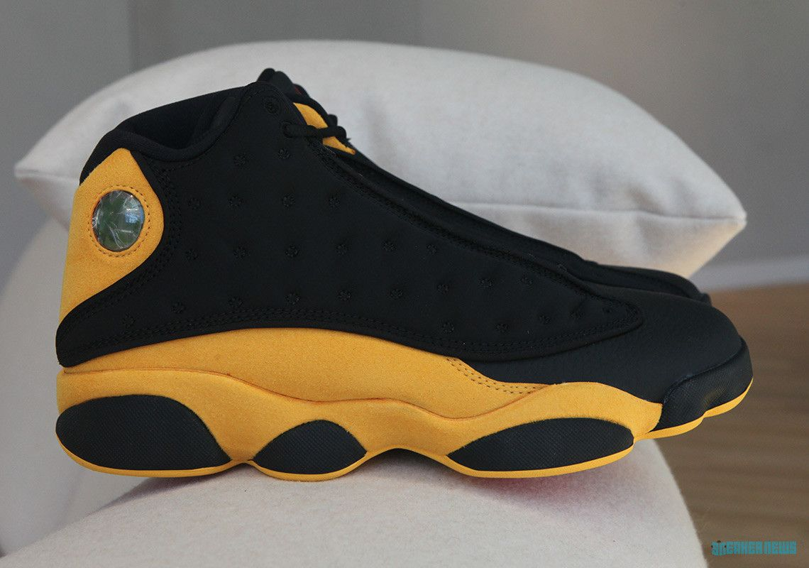 d22f41116f5 An Air Jordan 13 For Carmelo And His Graduation From The Oak Hill Academy
