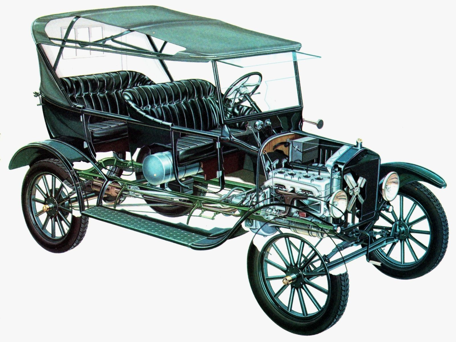 1913 Ford Model T Ford Models Model T Ford Classic Cars