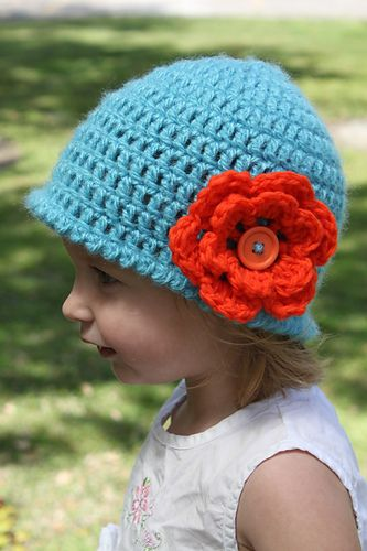 Perfect Chunky Crocheted Beanie Pattern | Crochet | Pinterest ...
