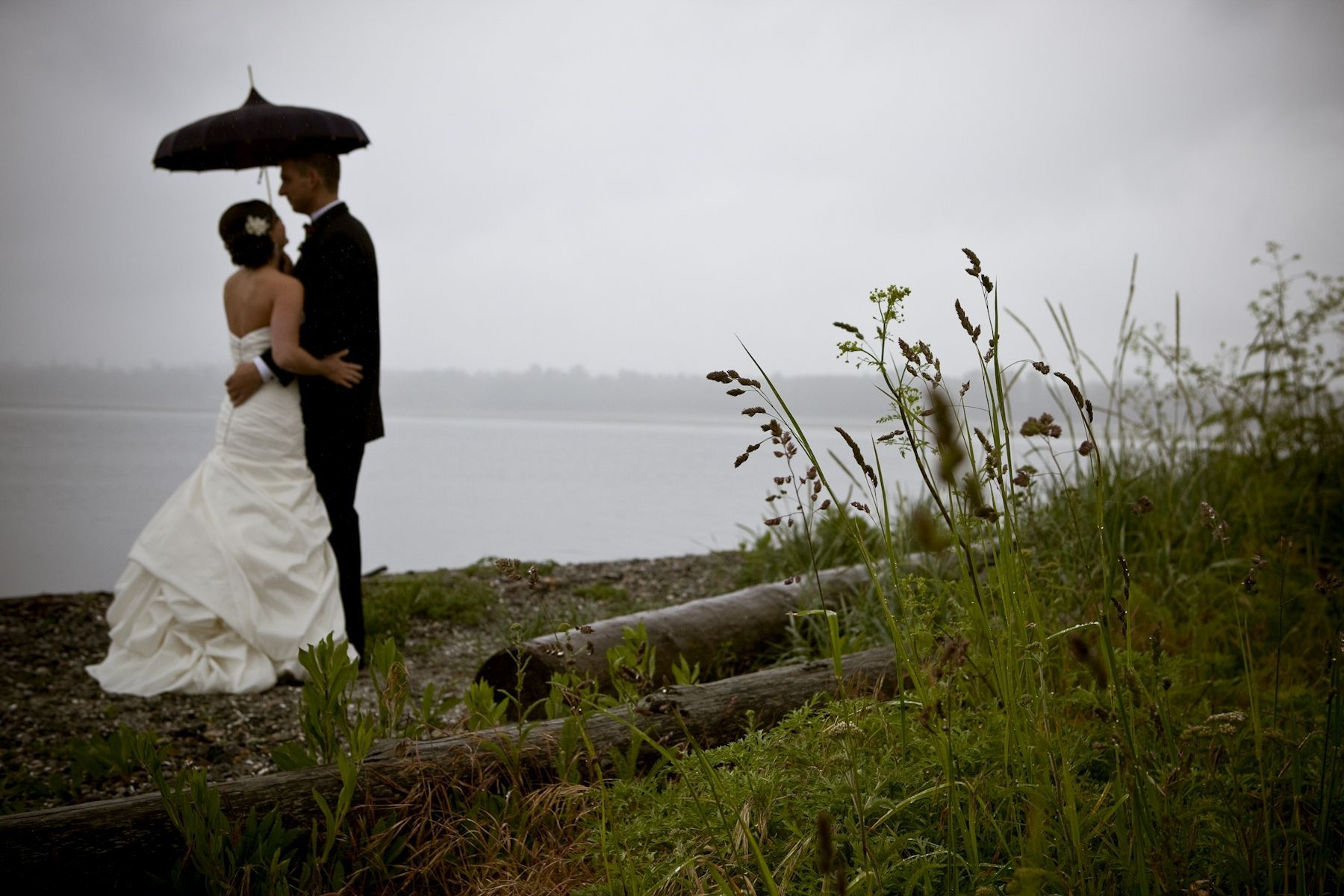 Rain On Your Wedding Day Is Good Luck! Semiahmoo Resort