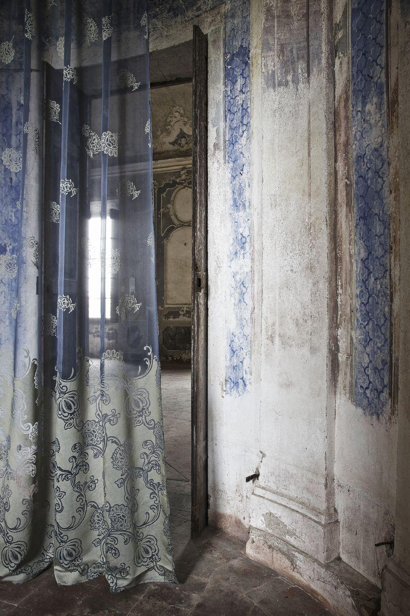 christian fischbacher collezione italia cashmere window. Black Bedroom Furniture Sets. Home Design Ideas