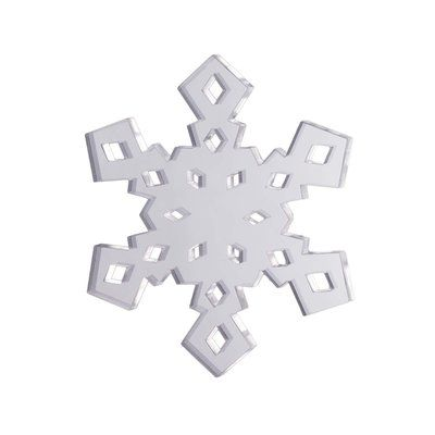 Design Ideas Jack Frost Shaped Ornament Holiday Shapes Acrylic Decor Jack Frost