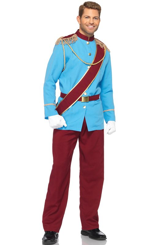 Disney Prince Charming Adult Costume - Pure Costumes  sc 1 st  Pinterest & Disney Prince Charming Adult Costume - Pure Costumes | Costumes ...