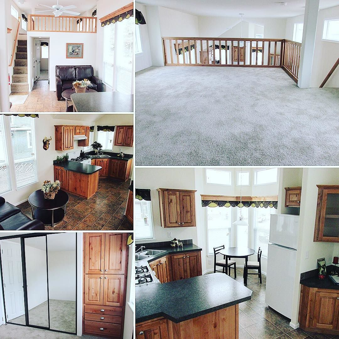 Our 1 Bed and 1 Bath Bridgeport Park Model is available