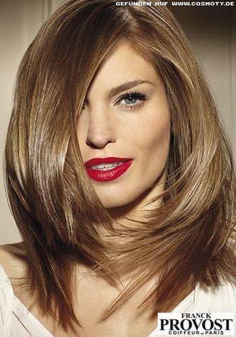 Frisuren Lange Haare Gestuft Haare Und Beauty Pinterest Hair