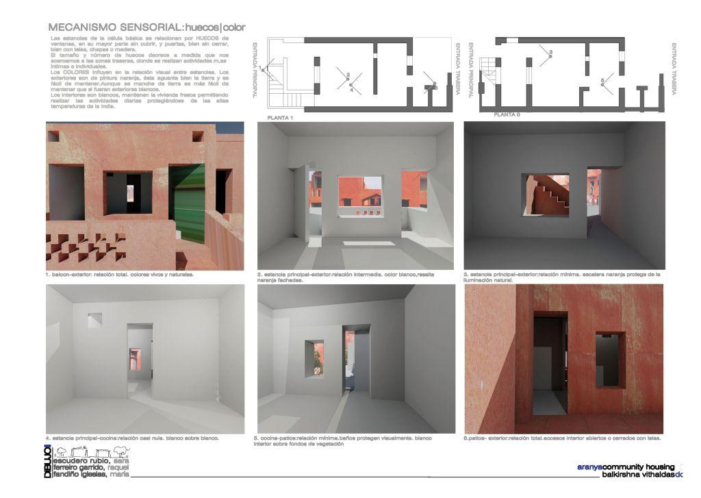 Morphological Aranya Community Housing In 2020 Community Housing House Aranya