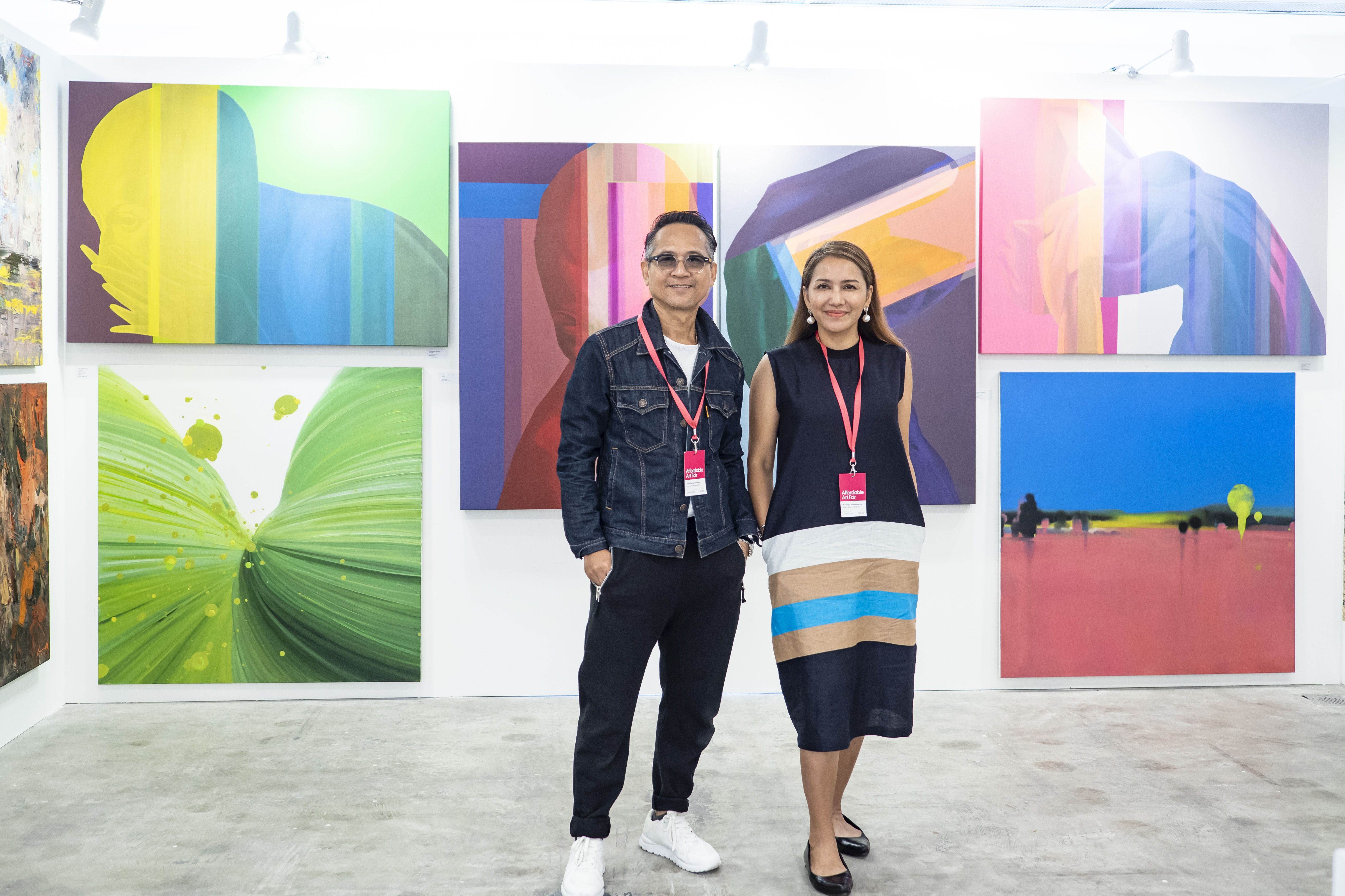 Affordable Art Fair Singapore 2018 Affordableartfair Affordableartfairsingapore Aafsingapore Bringyo Affordable Art Fair Singapore Art Art For Sale Online