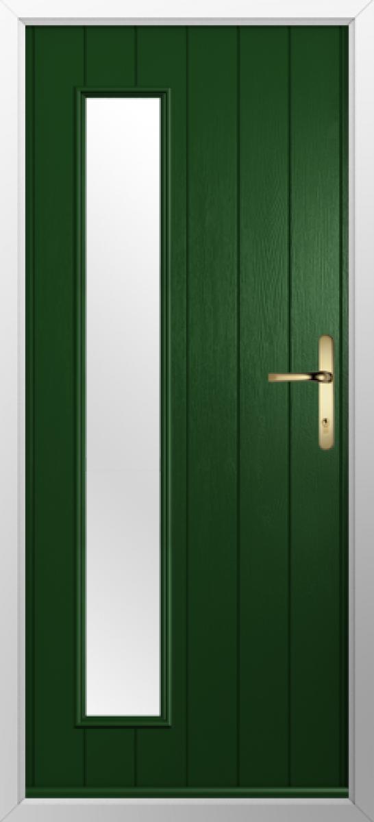 Brescia Contemporary Composite Door