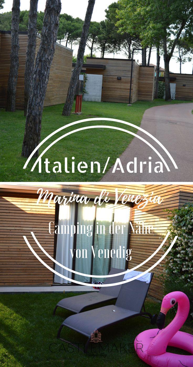 Marina di Venezia 5 Sterne Camping an der Adria bei