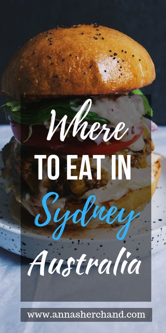 Best places to eat in Sydney Australia! #travellinginaustralia #australia #touring #tourinaustralia...