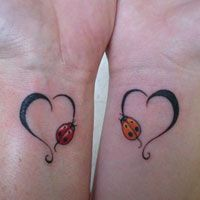 Mother Daughter Tattoo Quotes | mother and daughter tattoos ...