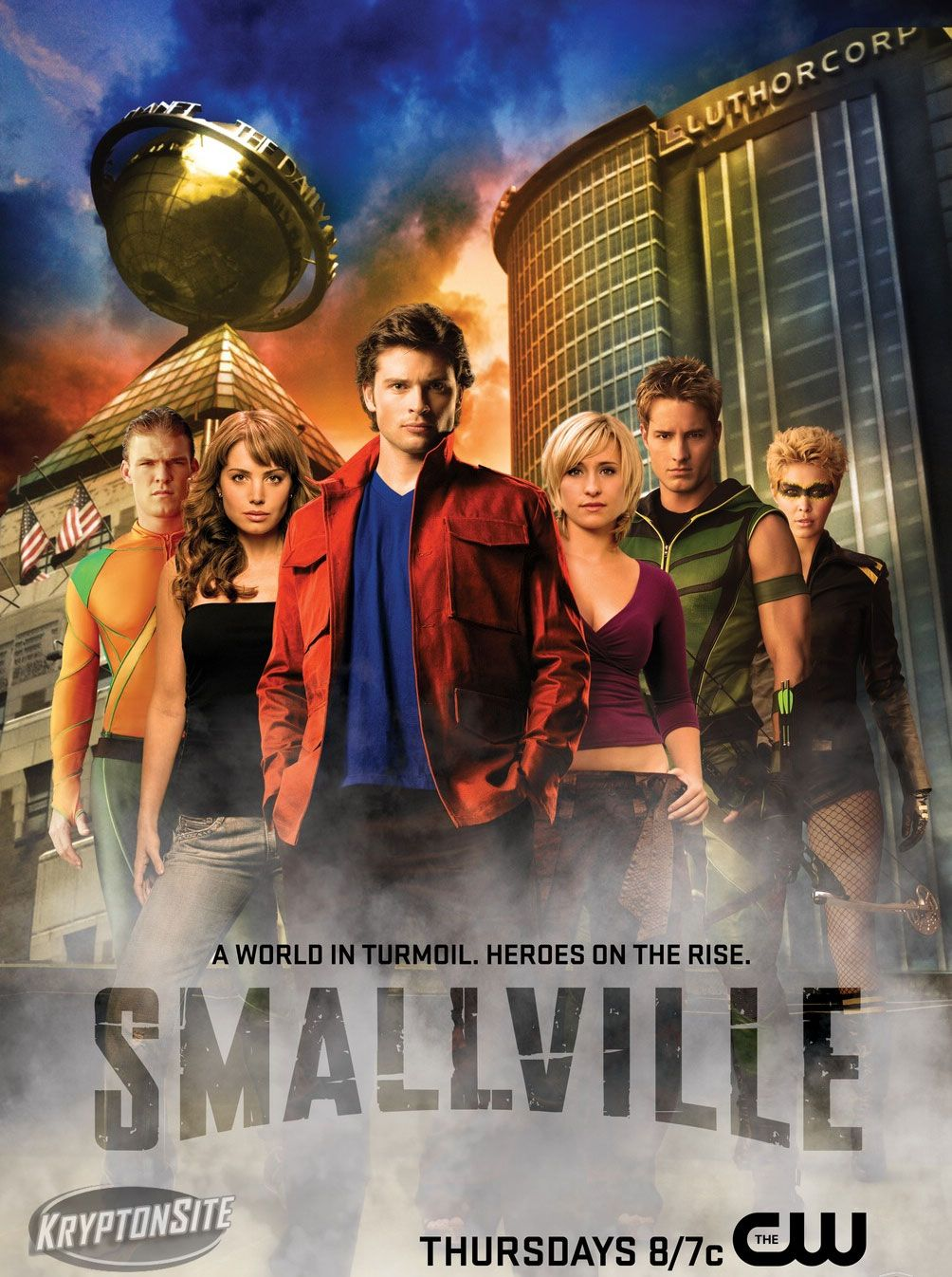 Image result for smallville tv show