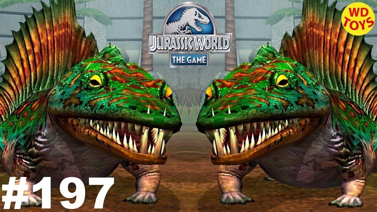 Jurassic World The Game Episode 197 Legendary Battles