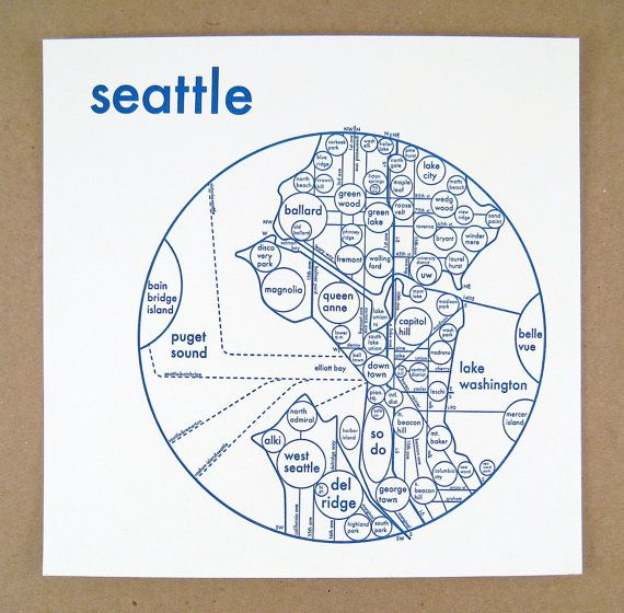 Circle map of seattle from the heart of archies press https circle map of seattle from the heart of archies press httpswww sciox Gallery