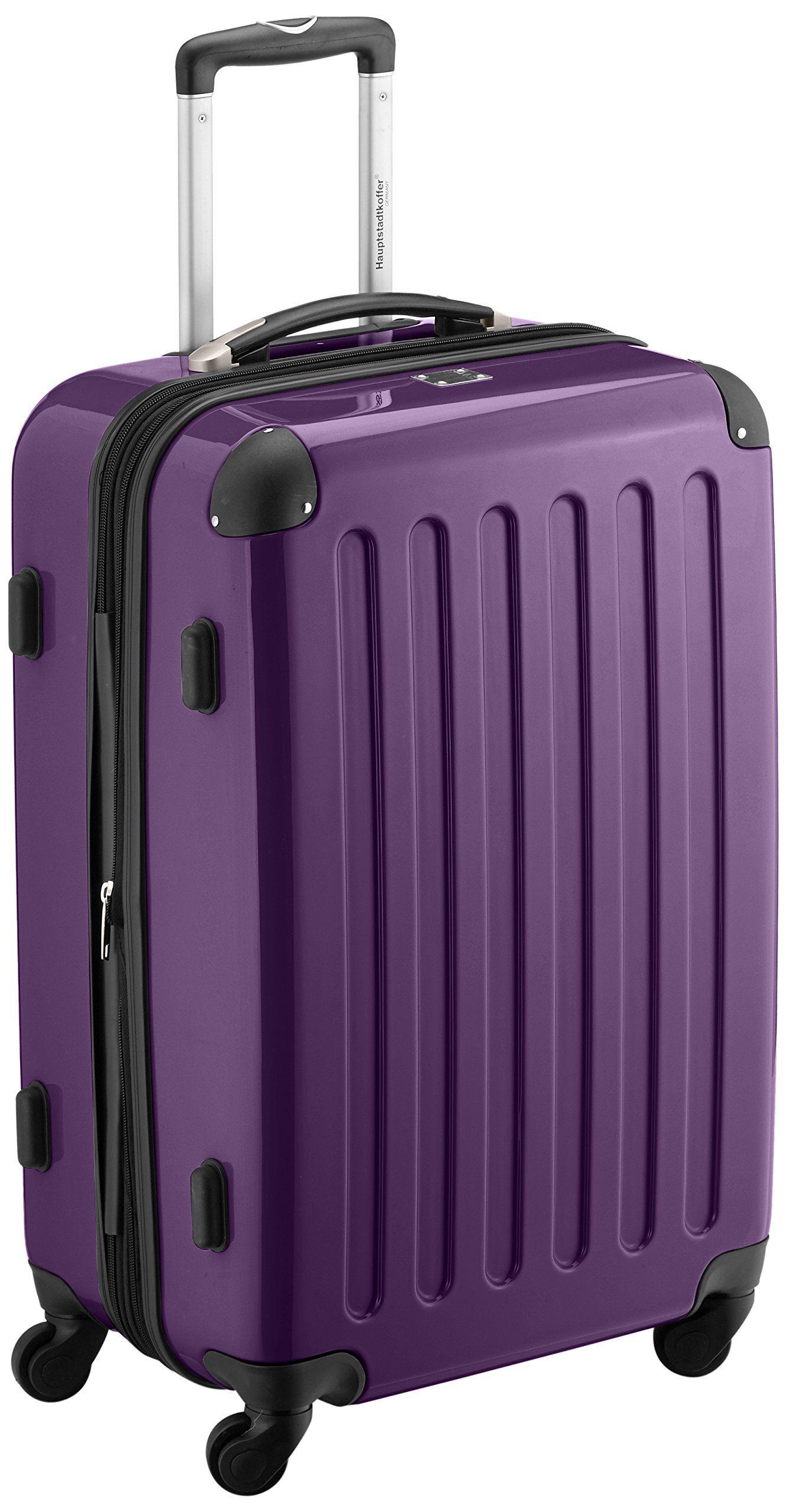 Alex Hauptstadtkoffer L Luggage Suitcase Hardside Spinner Trolley