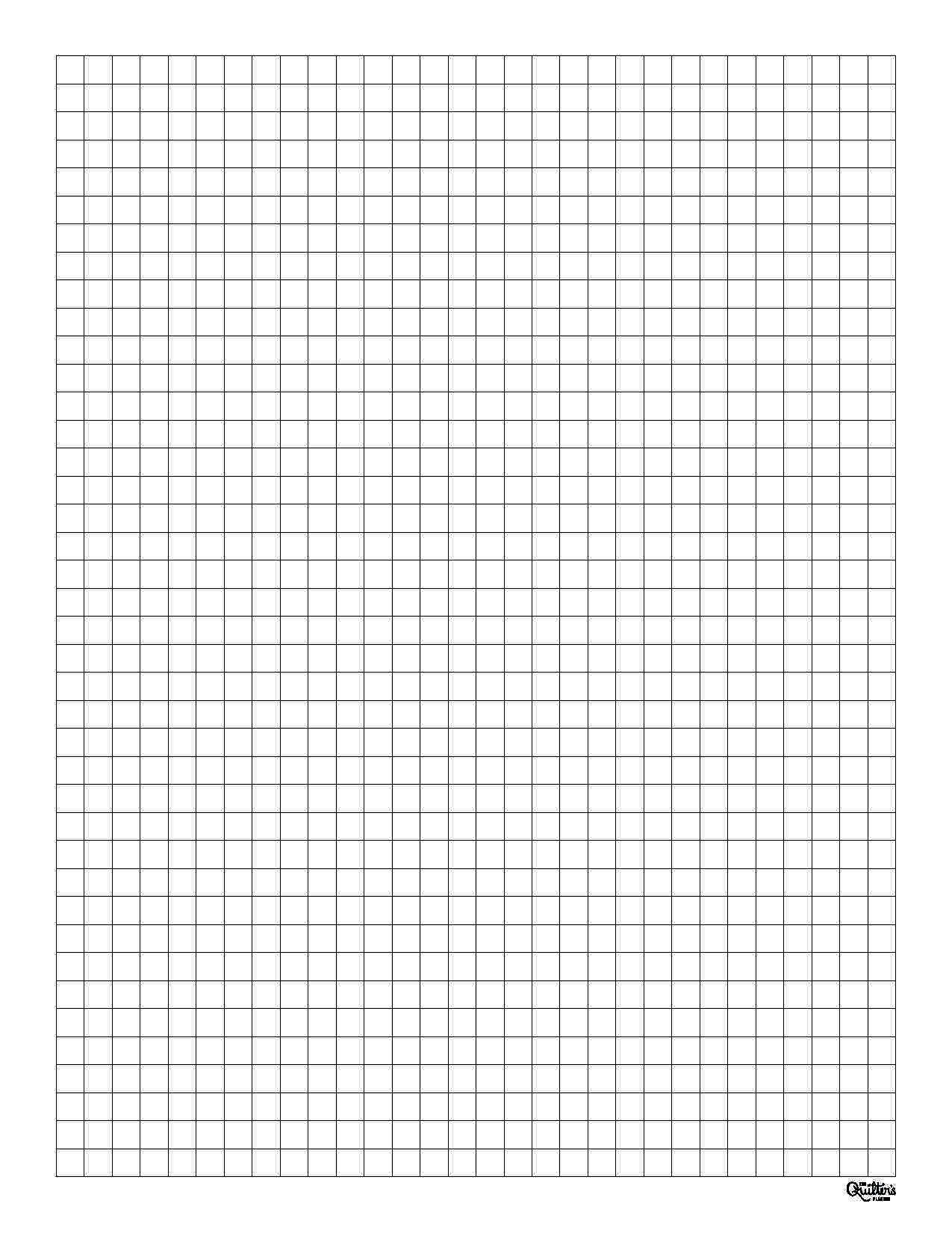 squares graph paper 4 squares per inch crochet charts